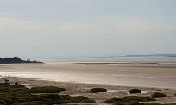 Hadrian's Wall Path: Bowness on Solway promontory