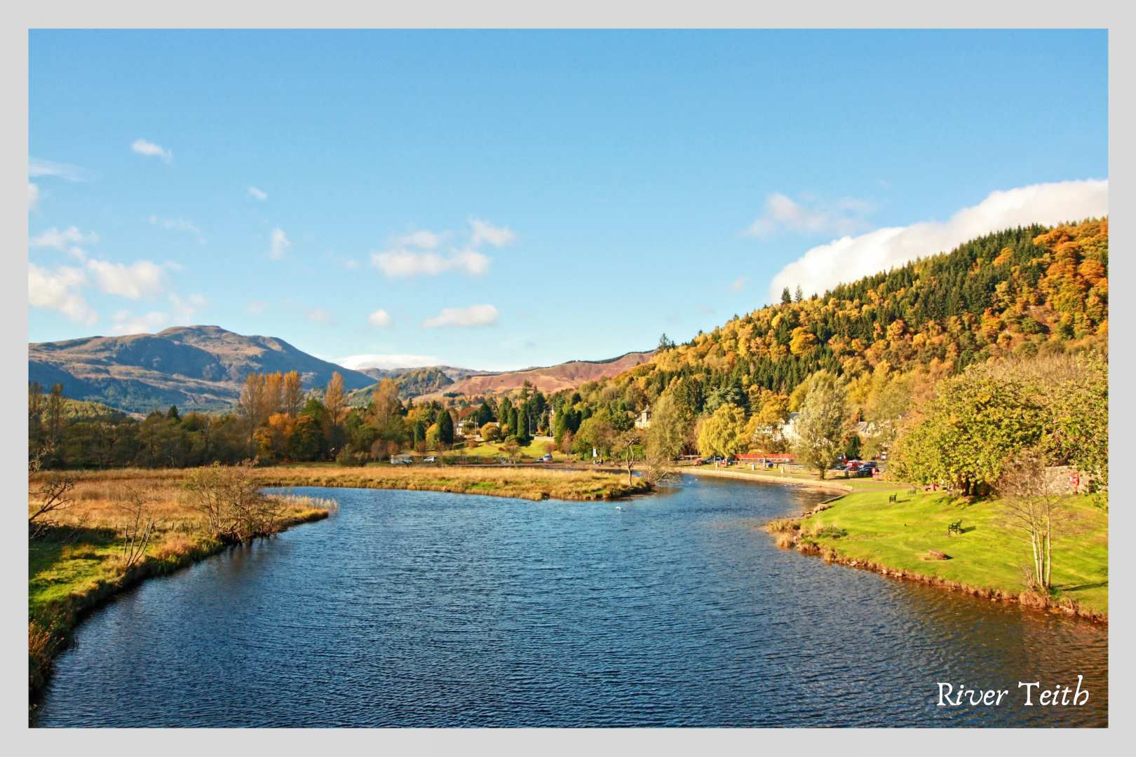 Circular Walking Trails: Rob Roy Country Short Break
