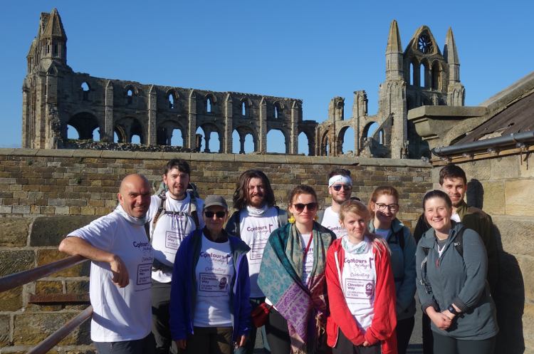Cleveland Way 50th Anniversary: Contours Challenge Walk