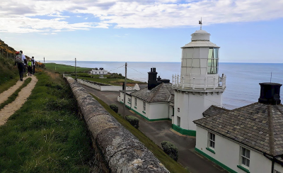 Cleveland Way 50th Anniversary: Lighthouse