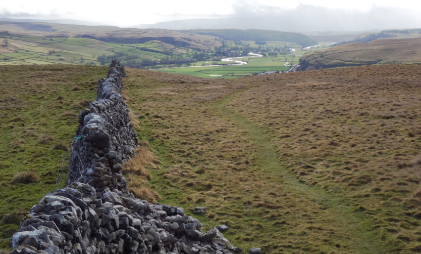 Three Dales Way: Littondale