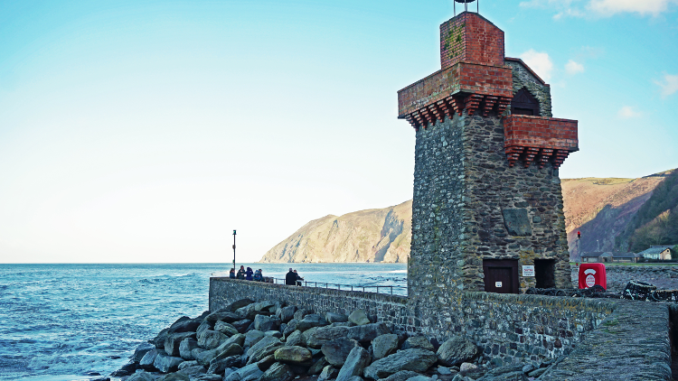 Lynmouth Lighthouse