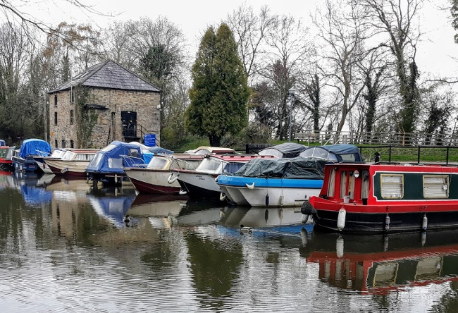 Usk Valley Walk: The Canal