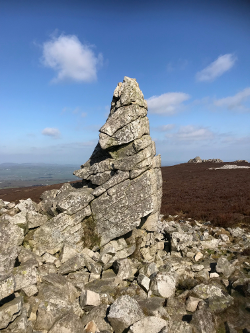 Shropshire Hills Walking Holiday: Stiperstones