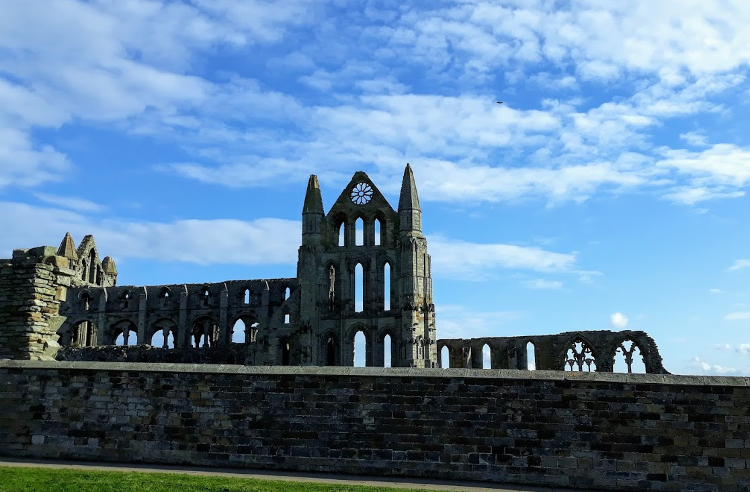 Cleveland Way 50th Anniversary: Whitby Abbey