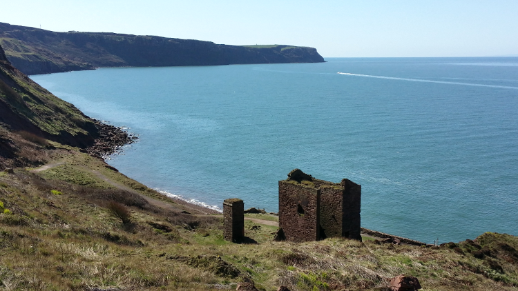 Whitehaven St Bees Cliffs
