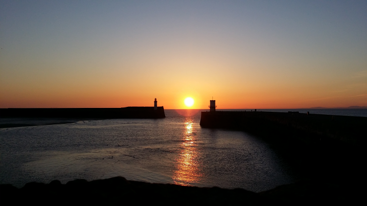 Whitehaven Sunset