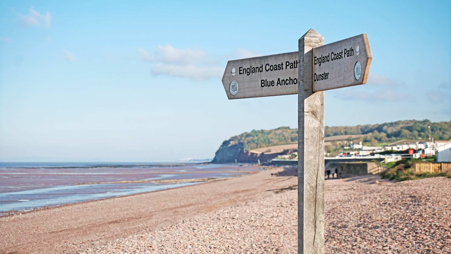 The England Coast Path - The World's Longest Coastal Path
