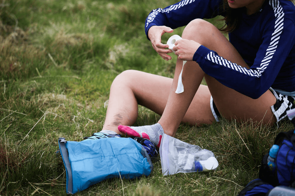 Blister Taping Techniques for Your Next Walking Holiday