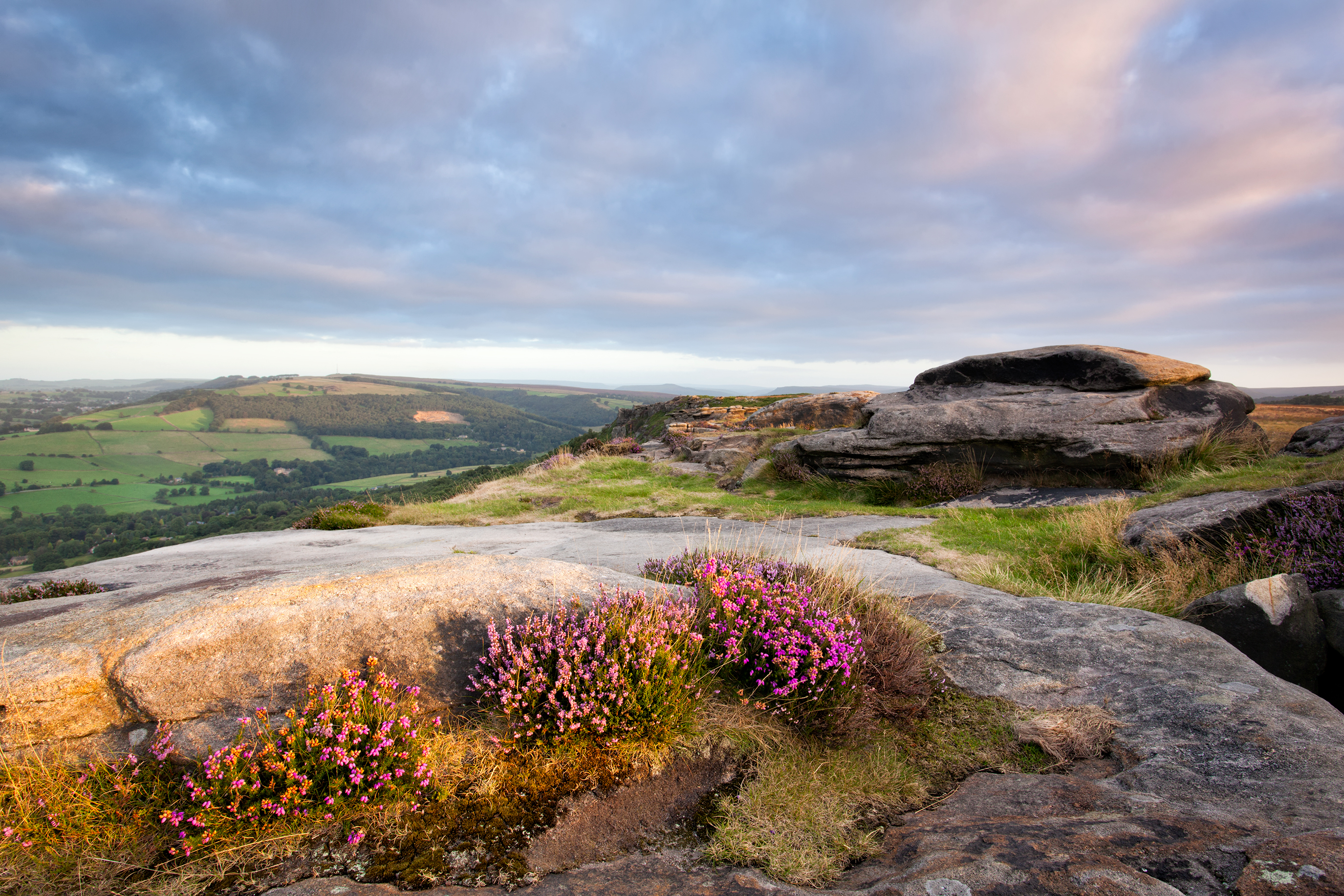 Curbar Edge - Scenes from TV and film