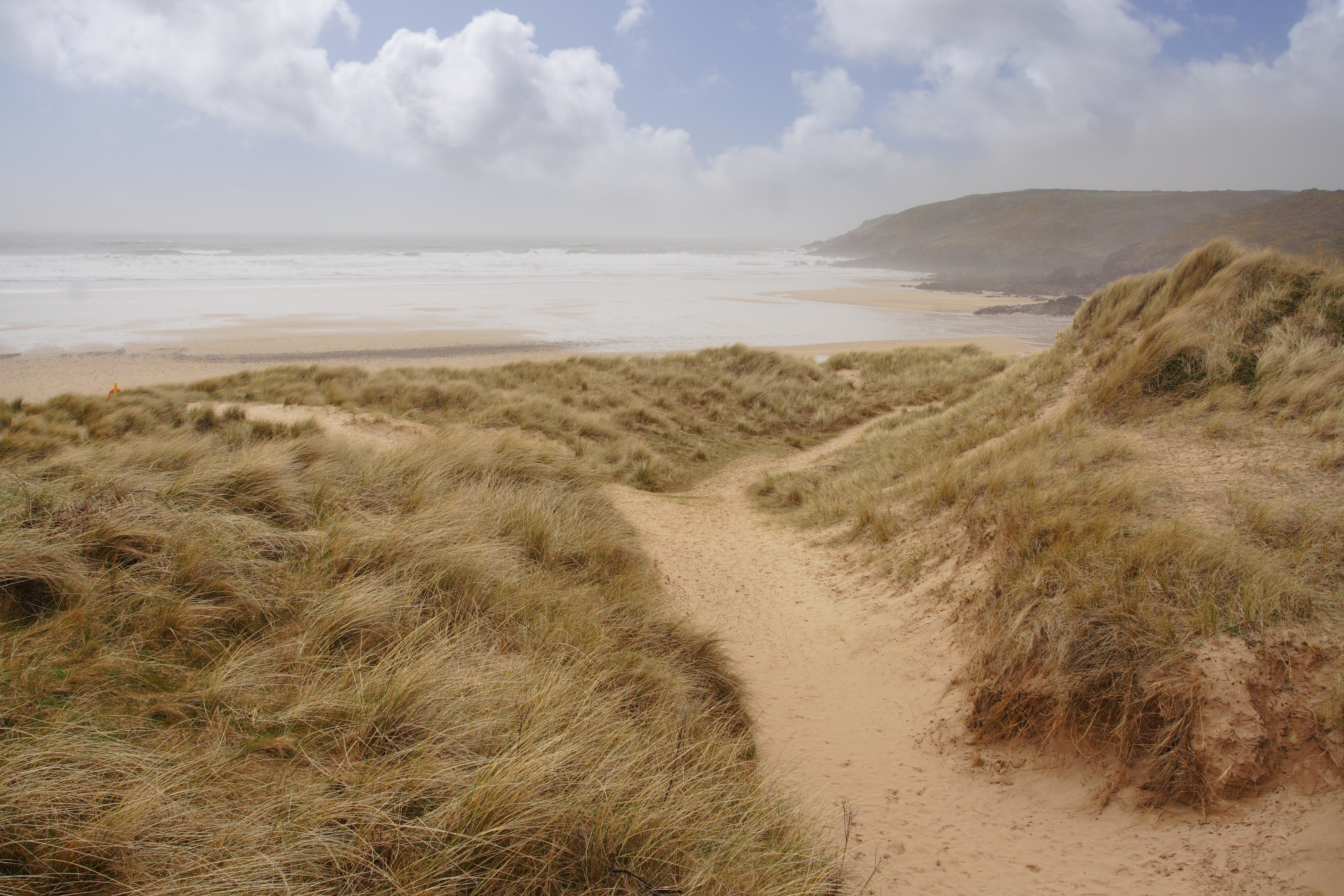 Freshwater West Beach - Scenes from TV and Film