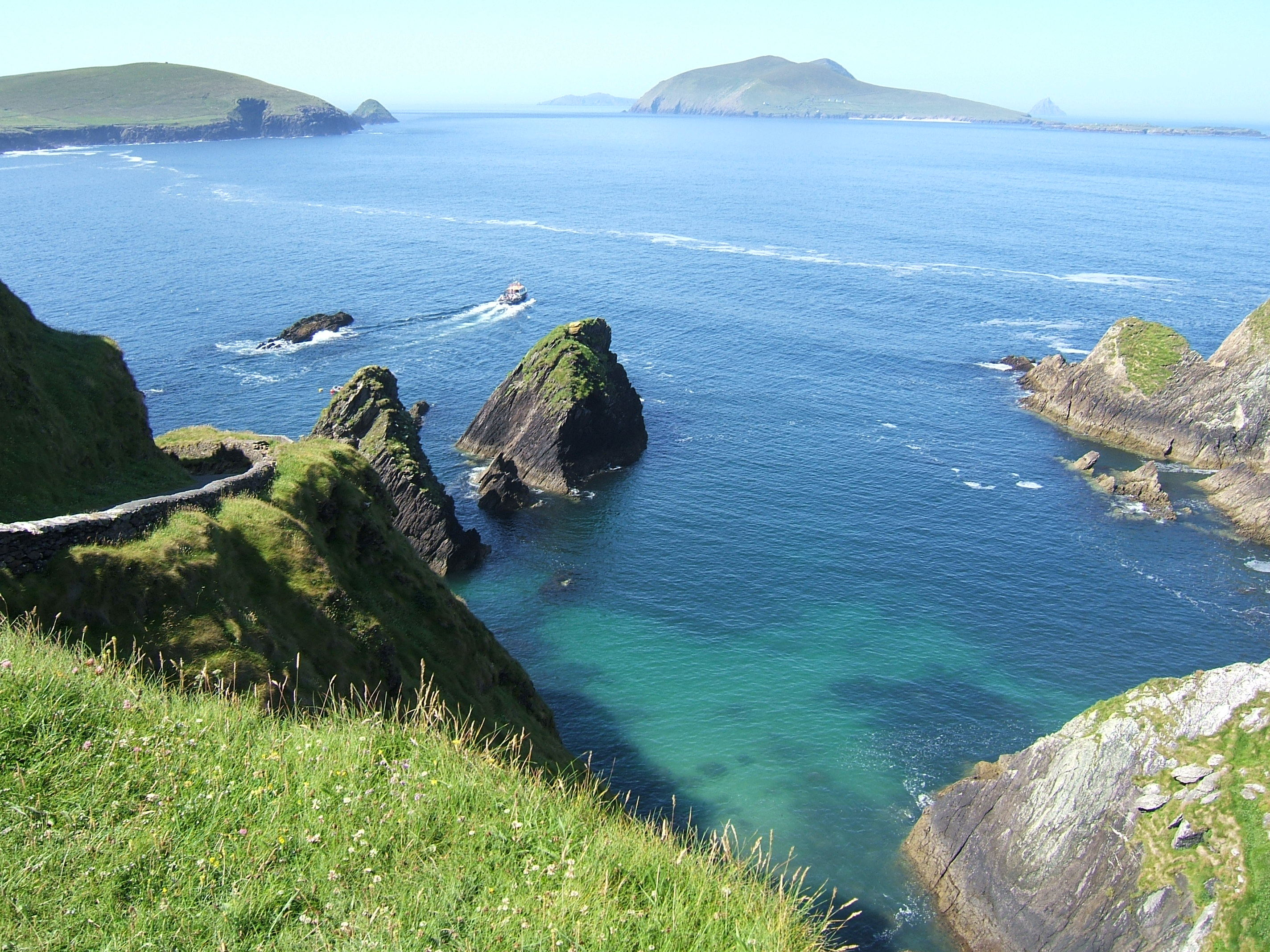 Way to the Blaskets SS