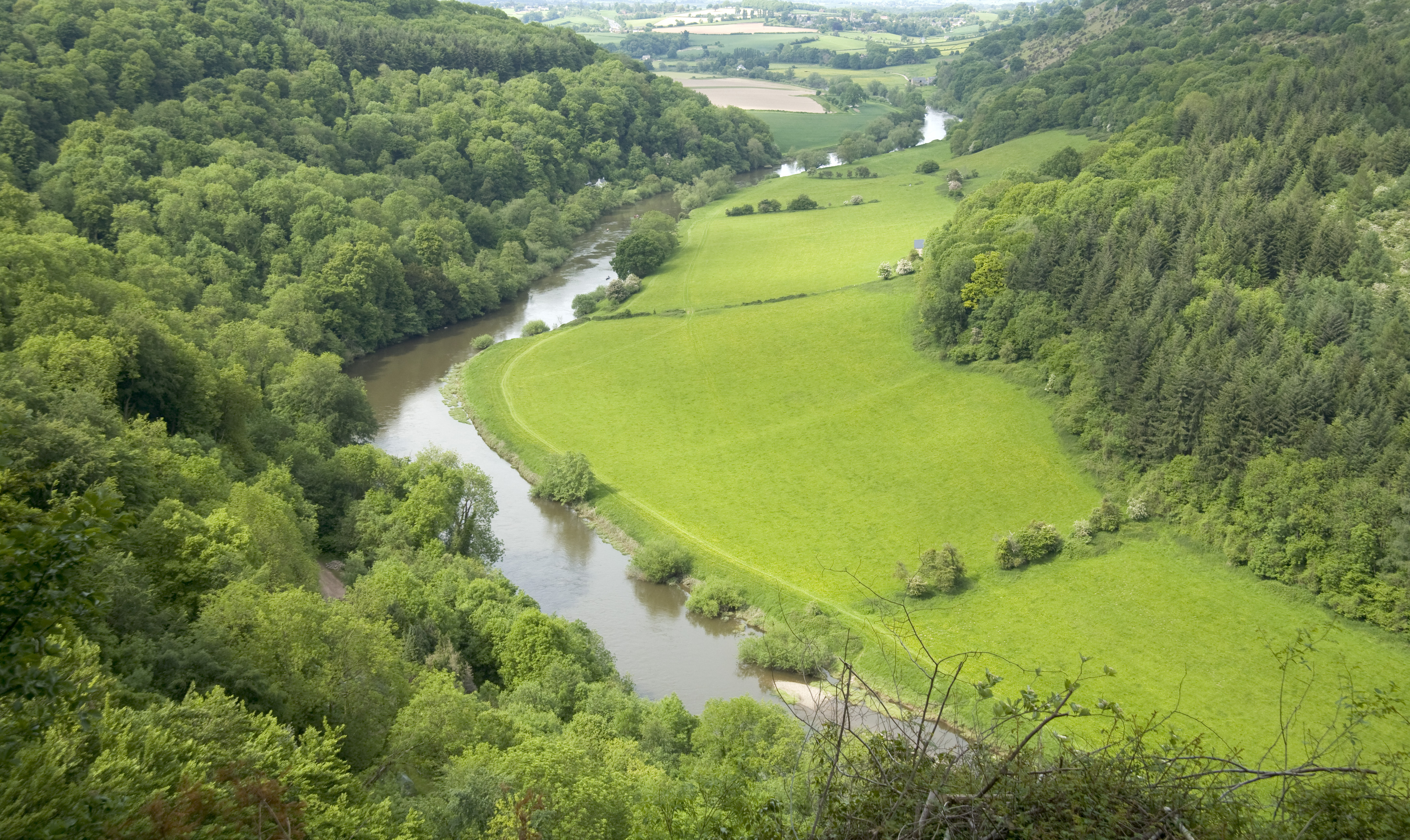 Wye Valley - Interview with a seasoned walker