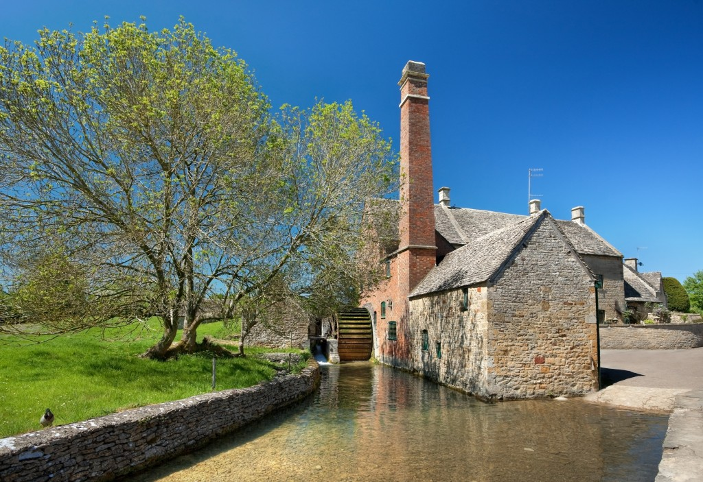 Water Mill at Lower Slaughter
