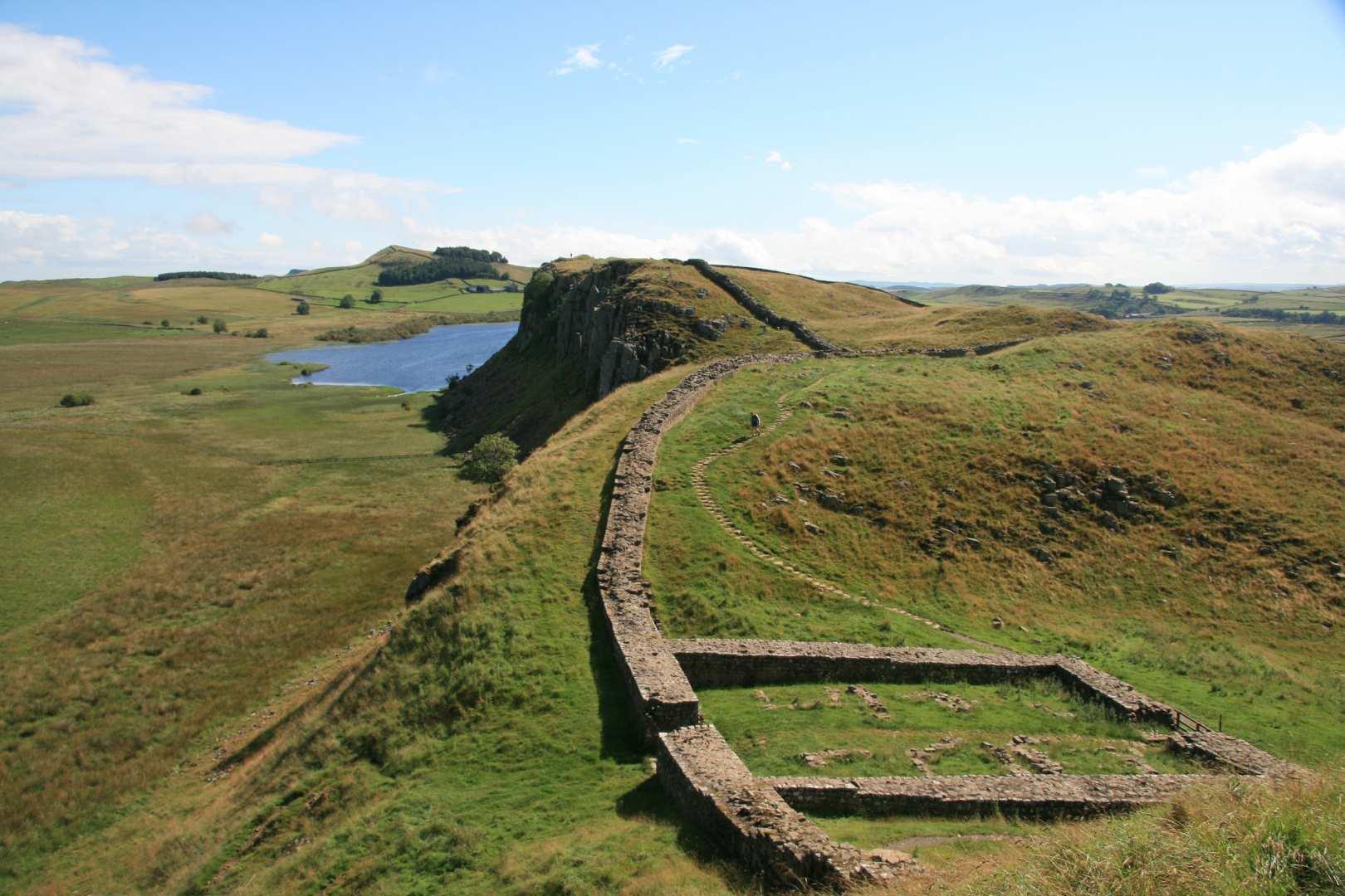 Hadrian s wall guided walking holiday