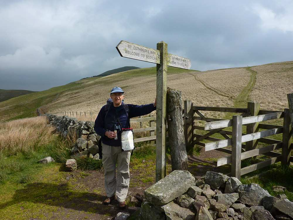 St Cuthbert's Way to Holy Island - 4-7 Days — Contours