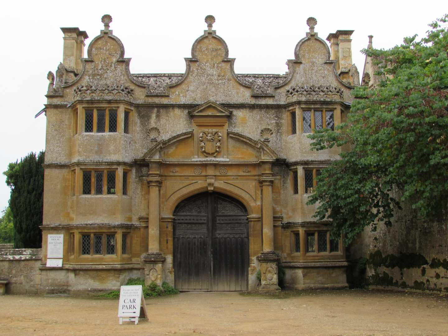 Stanway House - Stanway House
