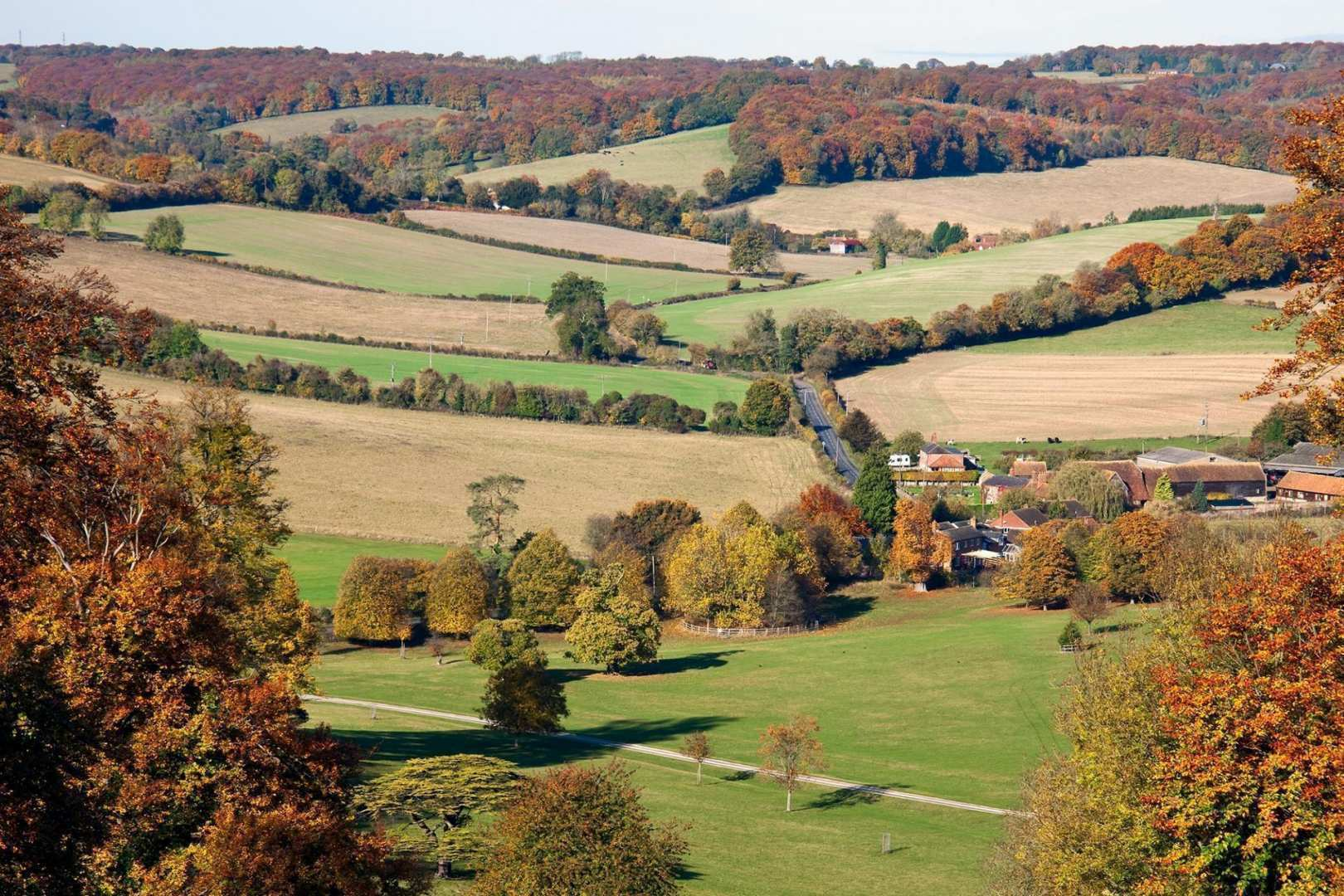 Shakespeare's Way - Chilterns Section