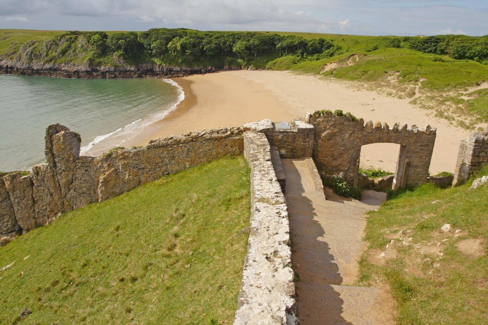 Pembrokeshire Coast Path - North Section