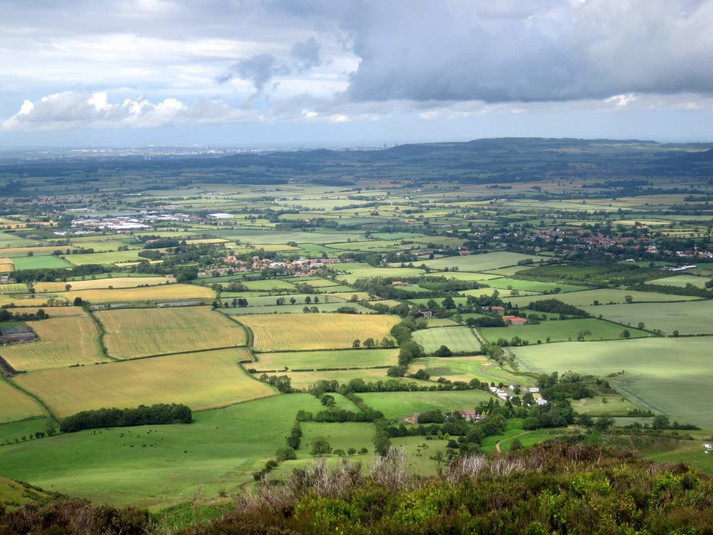 Cleveland Way Self Guided Walking Holidays With Contours