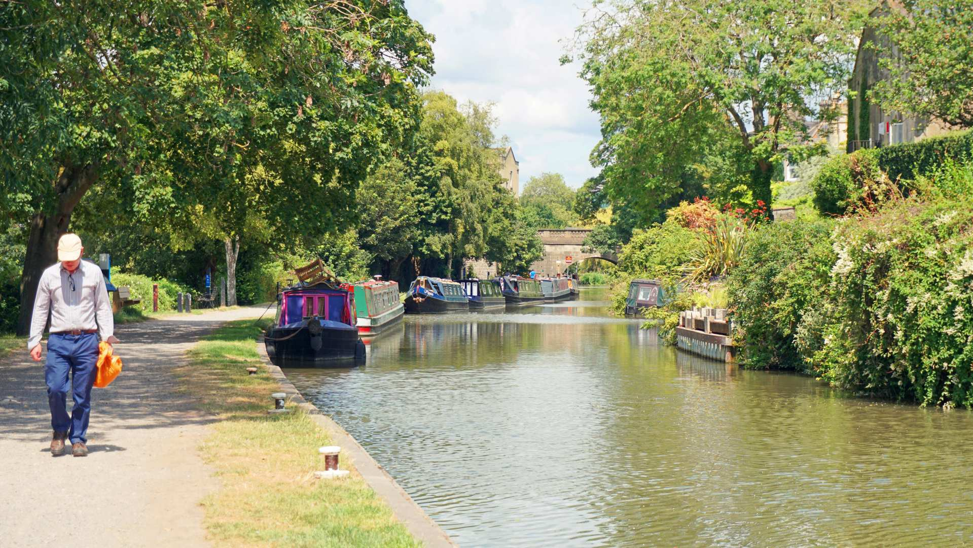 Kennet and Avon Canal - Stile-Free