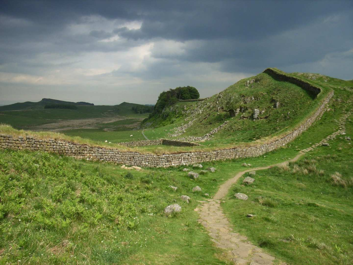 Hadrian's Wall Highlights