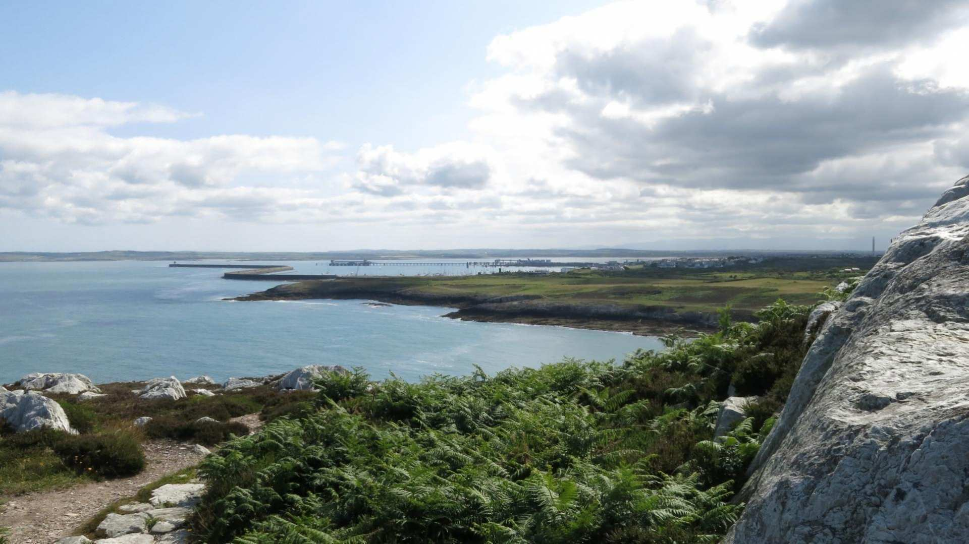 Isle of Anglesey Coast Path - South Section