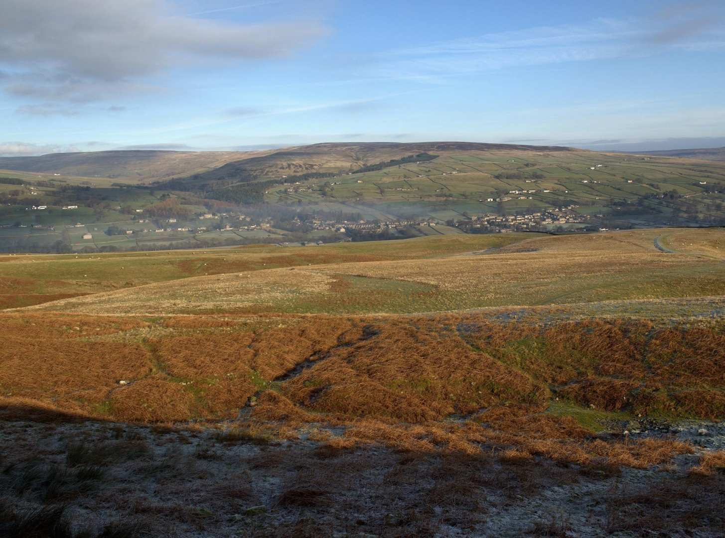 Pennine Way - Central Section
