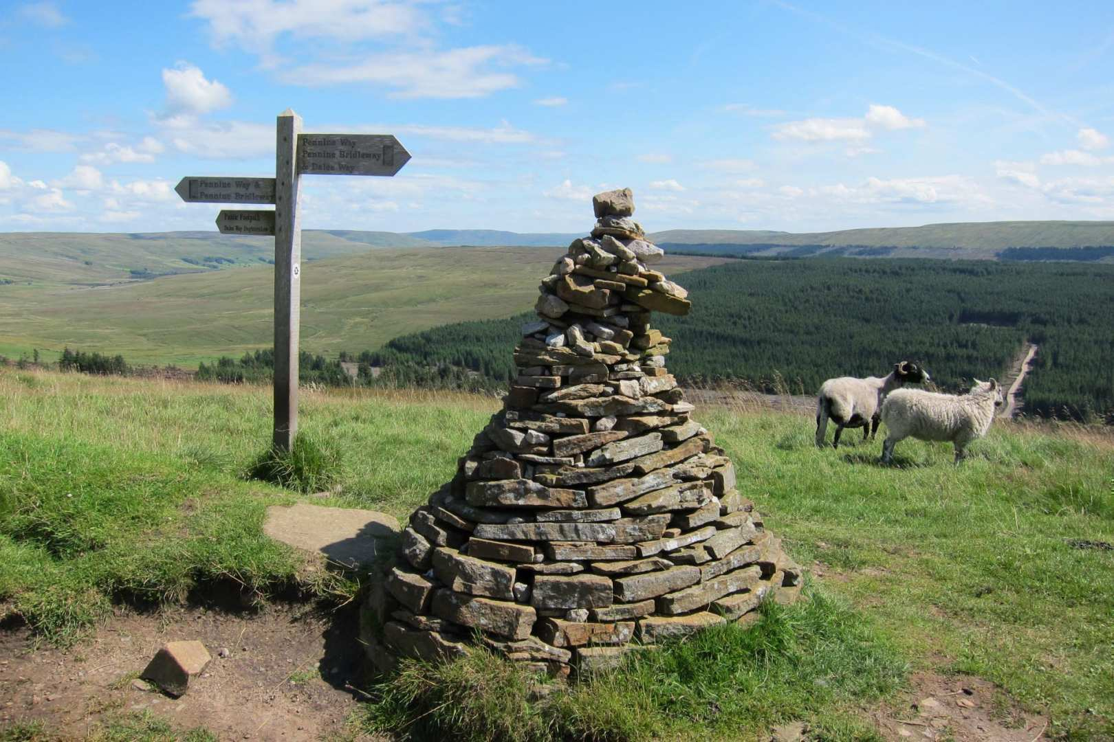 Pennine Way Short Break - North Section