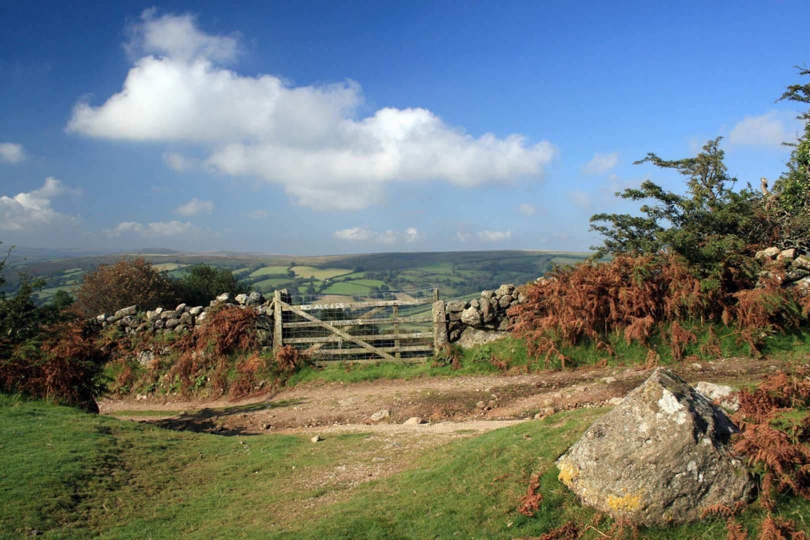 Two Moors Way/Devon C2C - Dartmoor Section