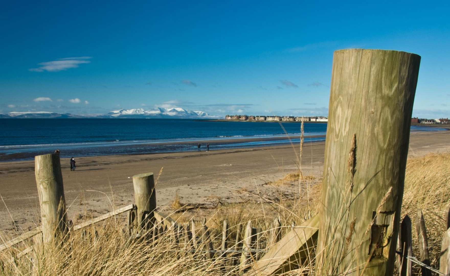Ayrshire Coast Path - North section