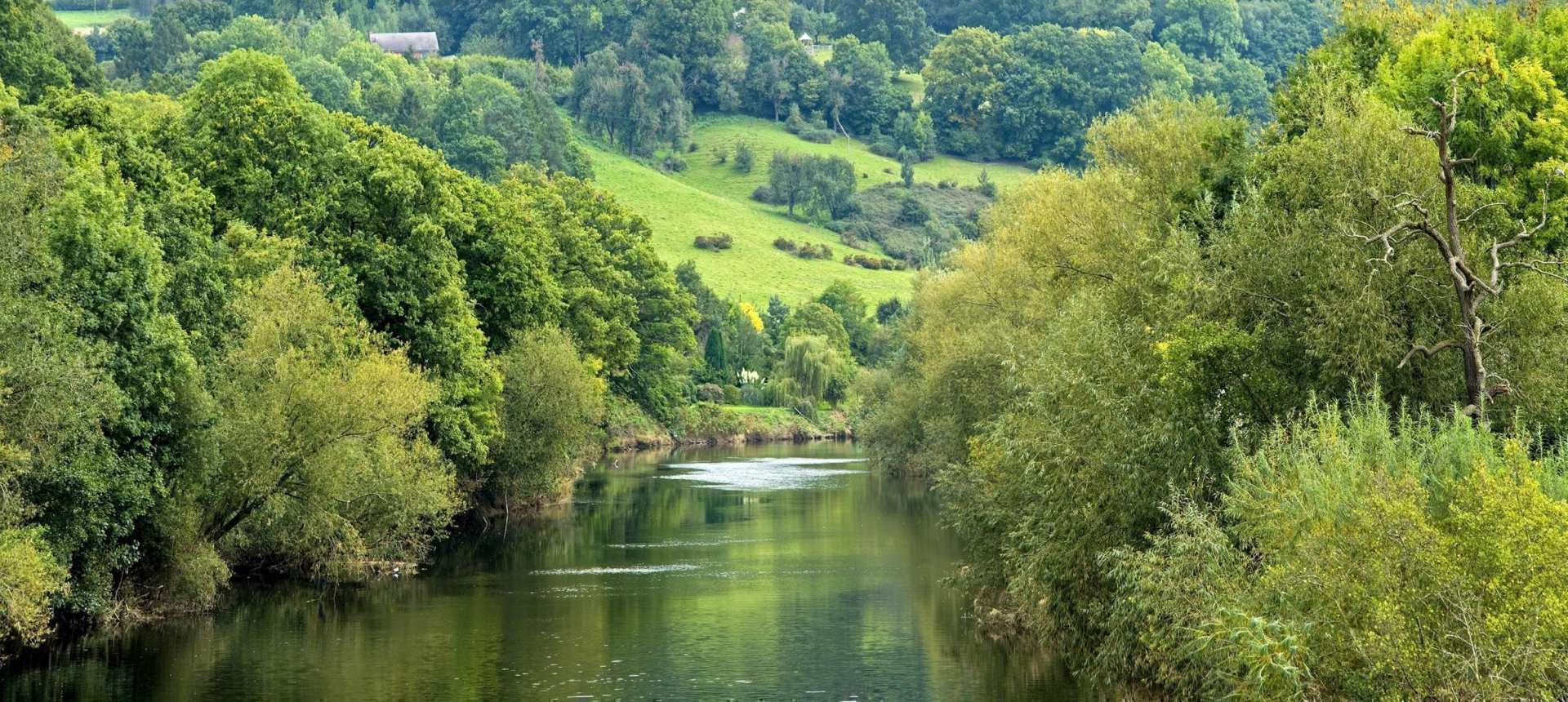 Wye Valley Walk - South Section
