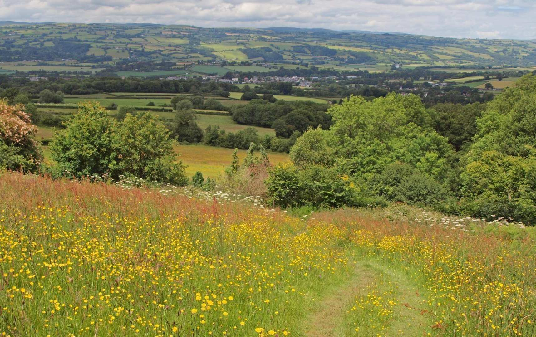 Offa's Dyke Short Break - South Section