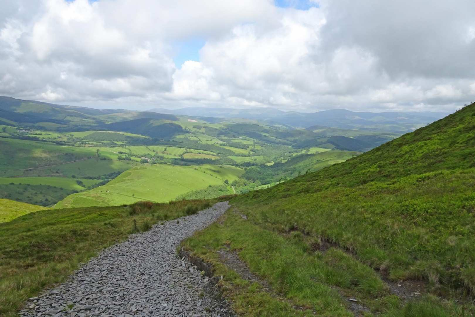 Glyndwr's Way - North Section