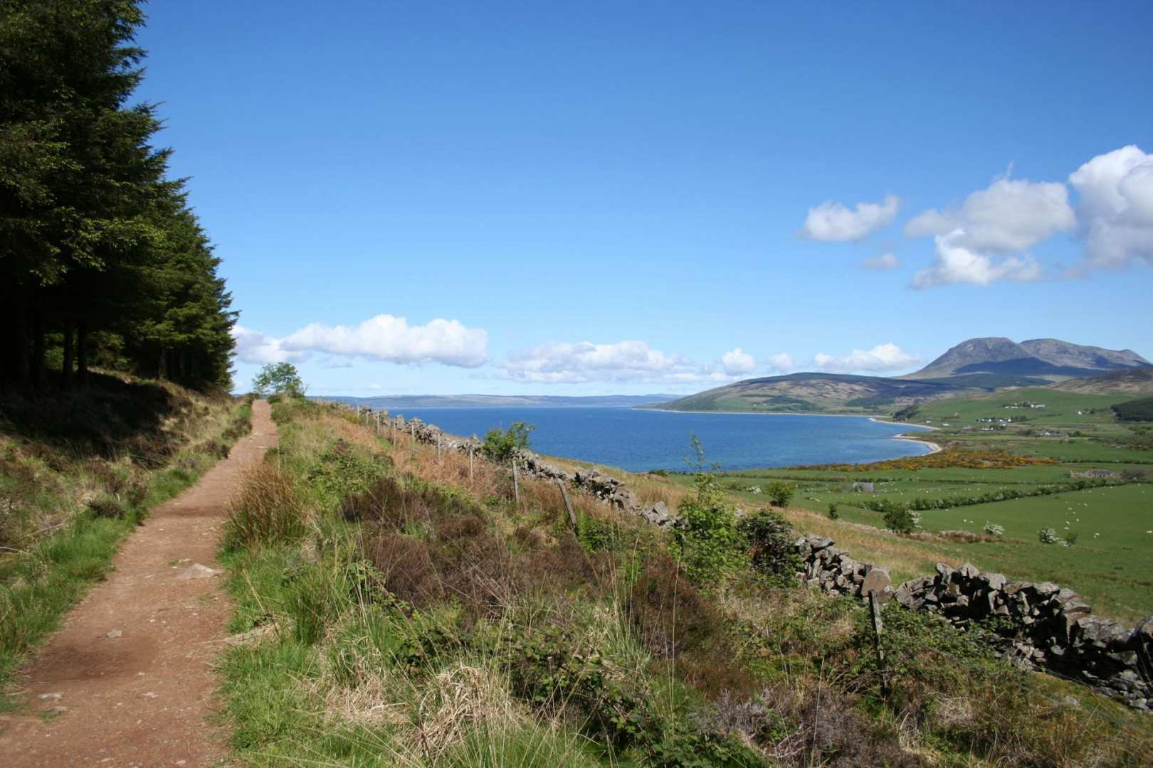 Arran Coastal Way Short Break